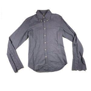Miu miu button up blouse shirt